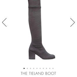 Stuart Weitzman the Tieland boots 7.5 Excellent